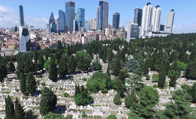 İstanbul'da mezar yerleri karaborsaya düştü!