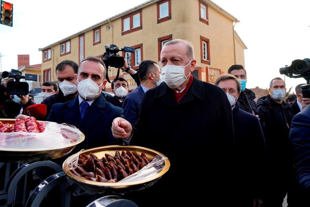 Erdoğan: Bununla beslenin Covid'den kurtulun