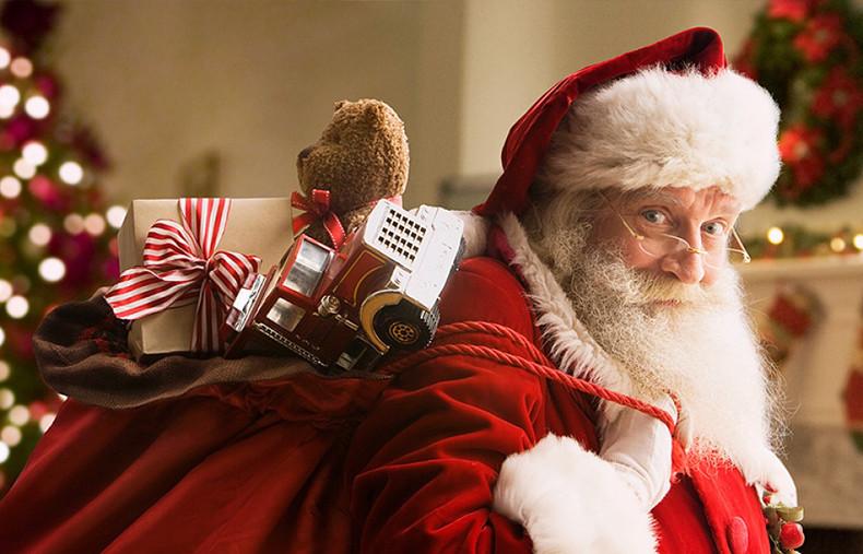 Noel Baba değil ''Covid-19'' Baba!