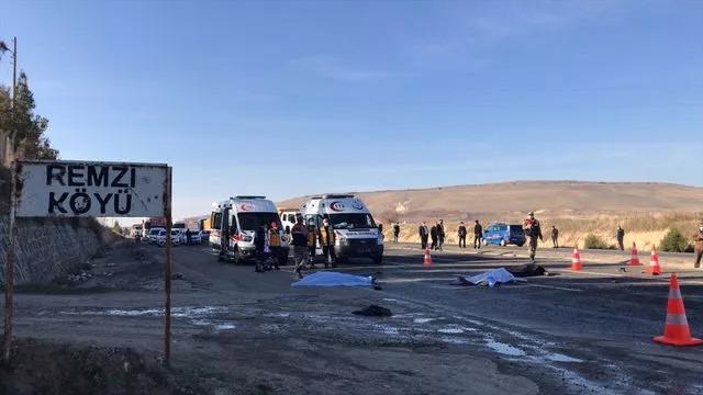 Şanlıurfa'da arazi kavgası: 5 ölü, 2 yaralı