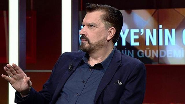 Hakan Bayrakçı'dan canlı yayında ''Nah alıyorsunuz'' çıkışı