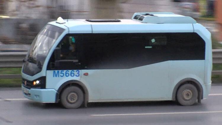 Uyanık minibüsçüler yasağı böyle deliyor