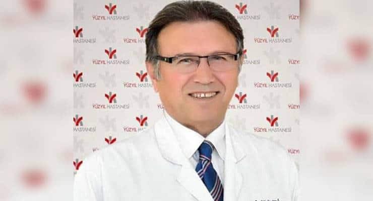Bir doktoru daha koronavirüsten kaybettik