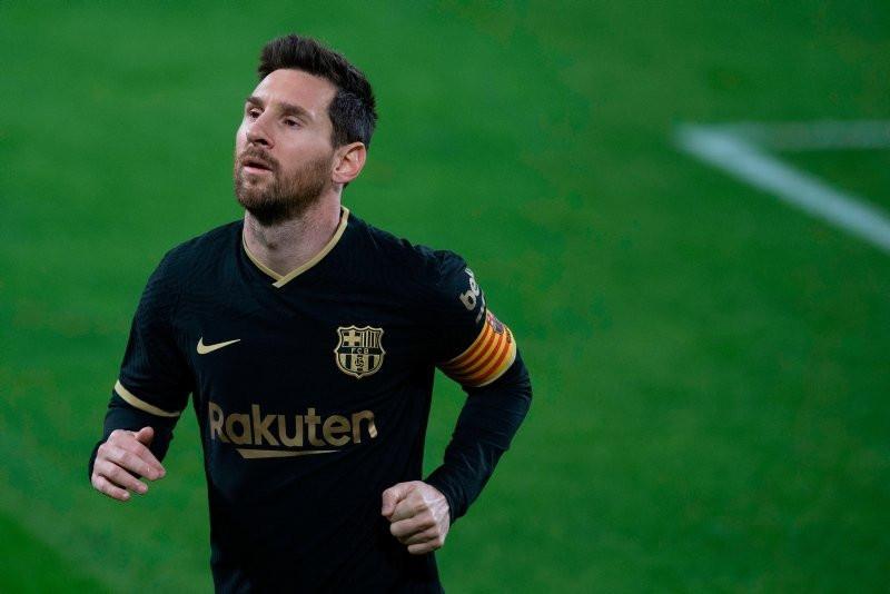 Messi'den ayrılık mesajı