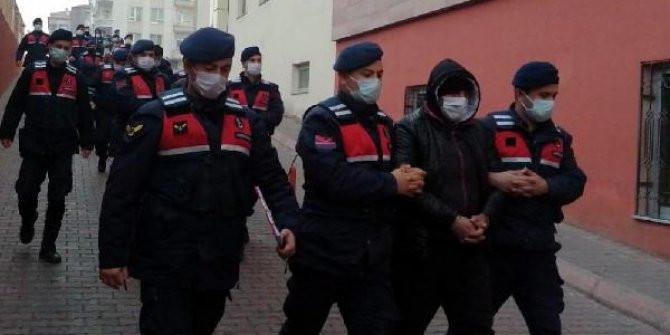 7 Suriyeli'ye IŞİD gözaltısı!