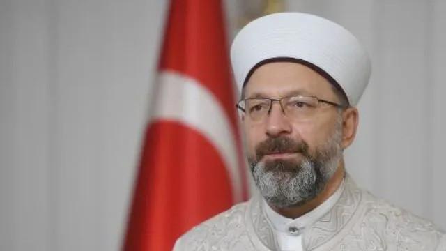Diyanet İşleri Başkanı Ali Erbaş'tan din görevlilerine çağrı