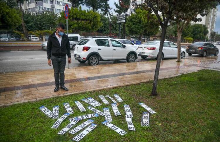 Antalya'da sağanak yağış hayatı felç etti!