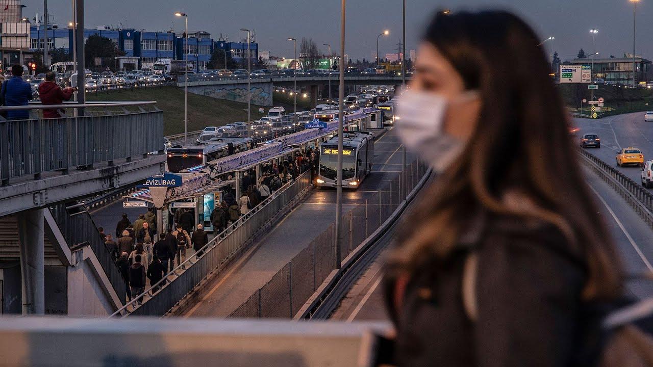İstanbul'da vaka sayısında büyük düşüş!