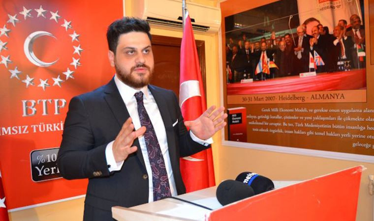 BTP lideri Baş 10.000 TL asgari ücreti nasıl vereceğini açıkladı