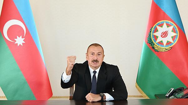Azerbaycan'da Milli yas günümüz 10 Kasım, bayram ilan edildi!
