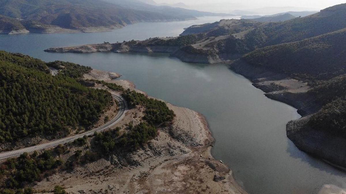 DSİ, barajların doluluk oranlarını açıkladı