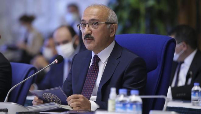 Hazine ve Maliye Bakanı Elvan'dan enflasyon açıklaması