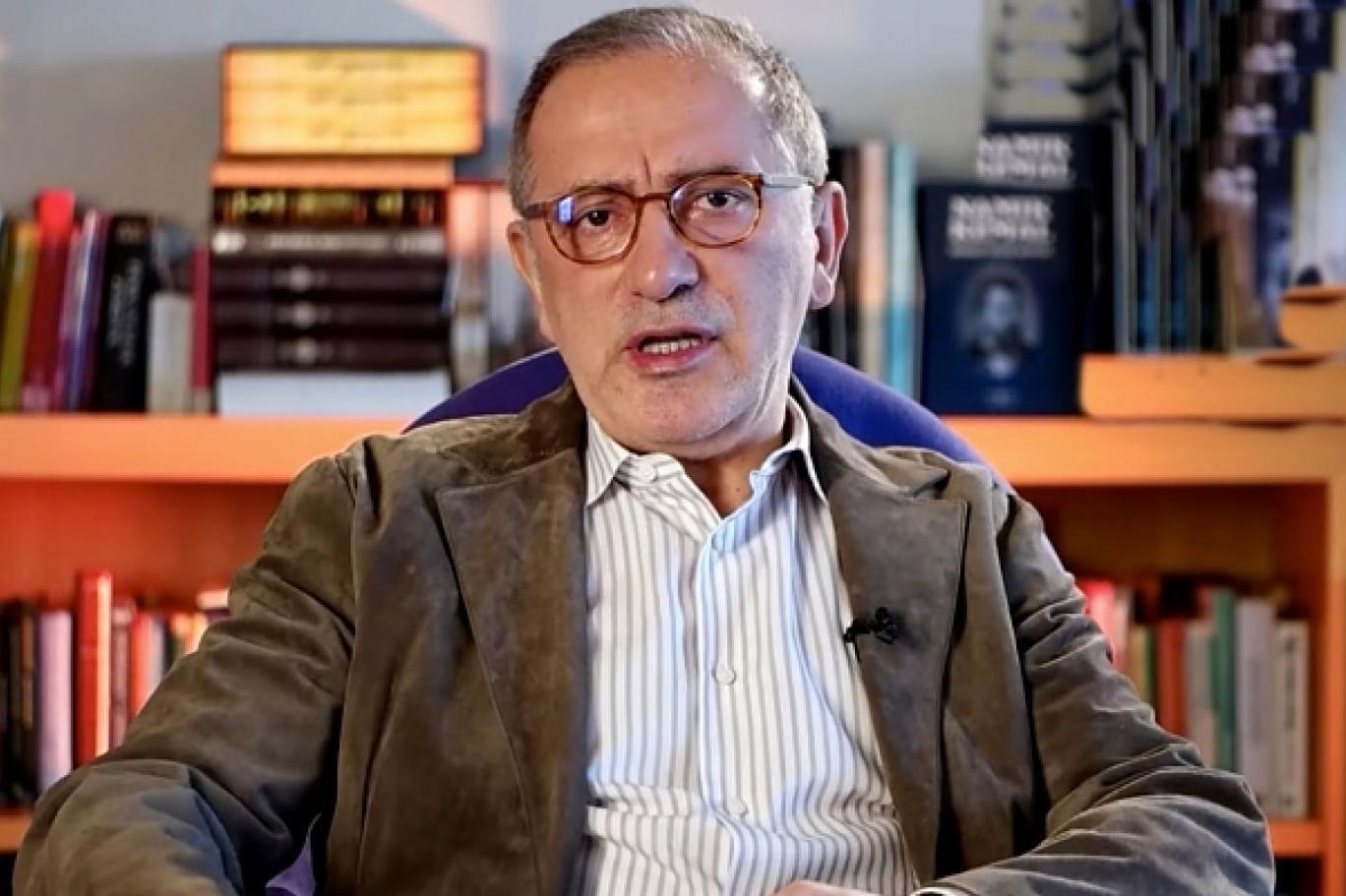Fatih Altaylı'dan RTÜK'e: FETÖ olsa bu kararı alırdı