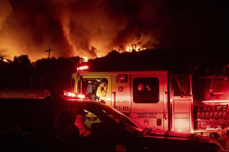 ABD yanıyor! Günlerdir kontrol altına alınamadı