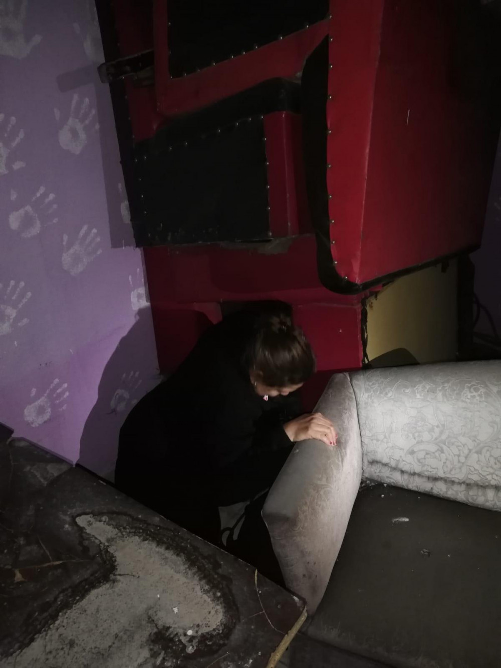 Eğlence merkezine polis baskını! Böyle yakalandılar