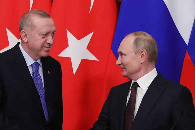 Putin'den Erdoğan'a yılbaşı tebriği