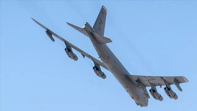 ABD'den İran tehdidine karşı bombardıman uçağı!