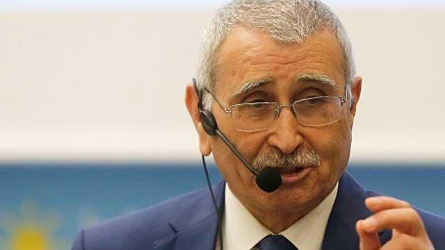 İYİ Parti Genel Başkan Yardımcısı Durmuş Yılmaz koronavirüse yakalandı