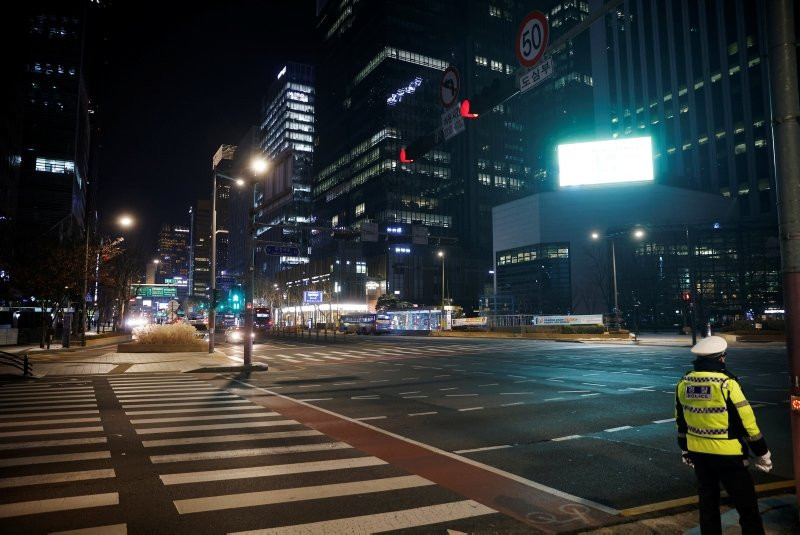 Güney Kore'de 100 yıllık gelenek bozuldu