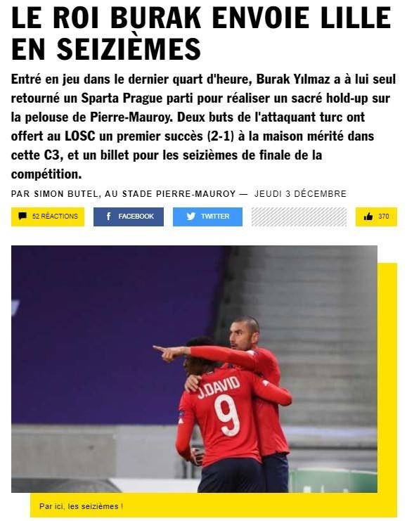 Fransa'da gündem Kral! İşte manşetler