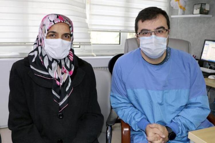Gaz şikayetiyle hastaneye gitti... Doktorlar şaşkına döndü!