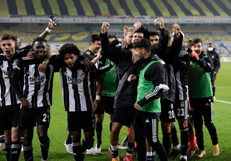 Beşiktaş'ın konuğu Kasımpaşa! İşte Kartal'ın 11'i
