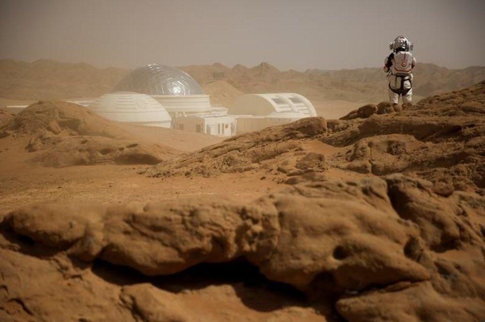 Bilim insanlarından müthiş buluş! Mars'ın suyundan üretilecek