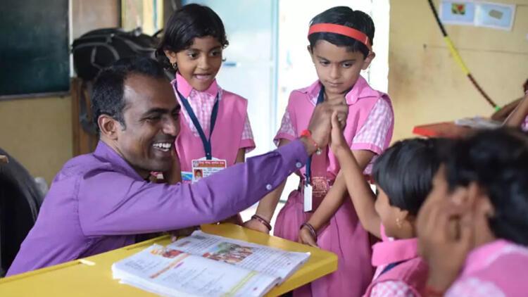 Dünyanın en iyi öğretmenine 1 milyon dolar ödül