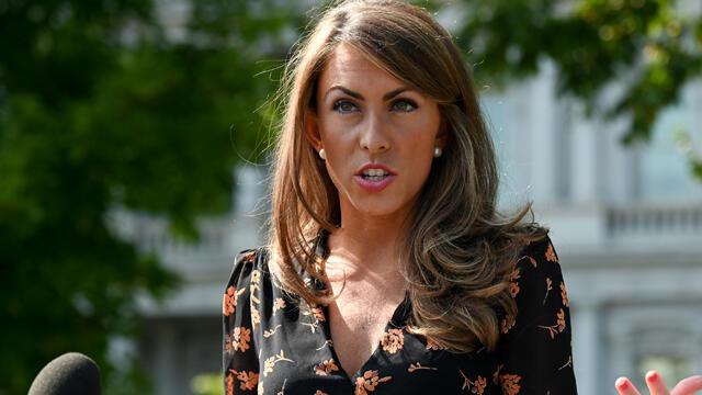 Beyaz Saray'da istifalar sürüyor! Son isim Alyssa Farah oldu