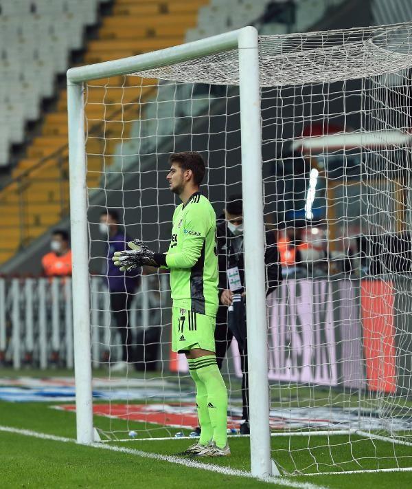 Beşiktaş, evinde Kasımpaşa'yı 3-0 yendi