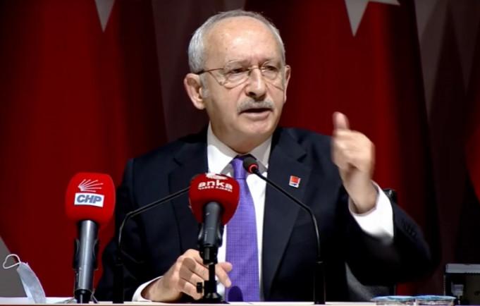 Kılıçdaroğlu'ndan kadınlara çağrı