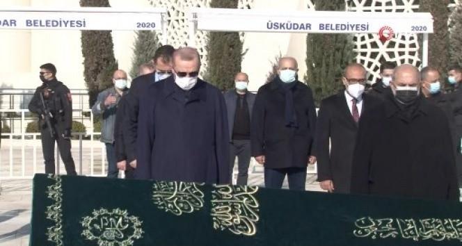 Erdoğan, Turgut Kıran'ın cenazesine katıldı