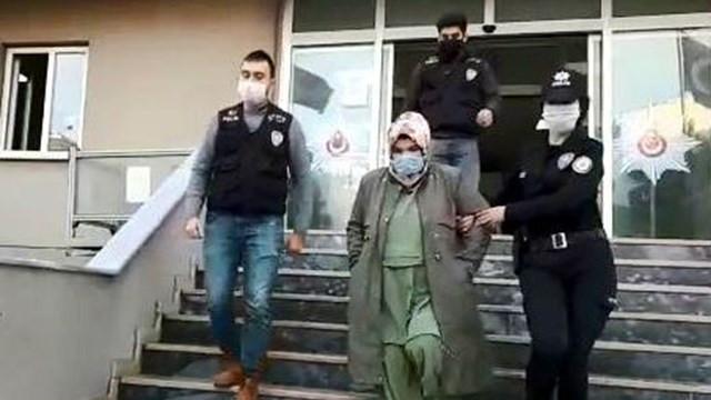 Doktora hakaret edip saldıran kadın tutuklandı