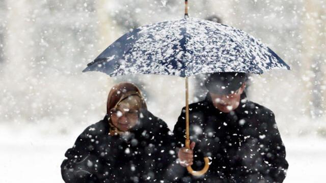 Meteoroloji'den kar ve sağanak uyarısı! İşte 5 günlük hava durumu