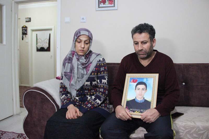 Evlat nöbetindeki ailenin evine saldırı