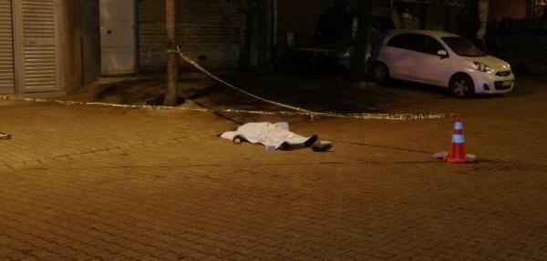 İstanbul'da şüpheli ölüm - Resim: 1