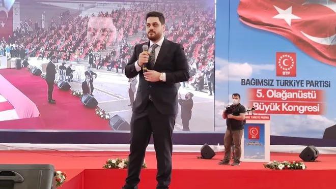 Bağımsız Türkiye Partisi'nde yeni görev dağılımı