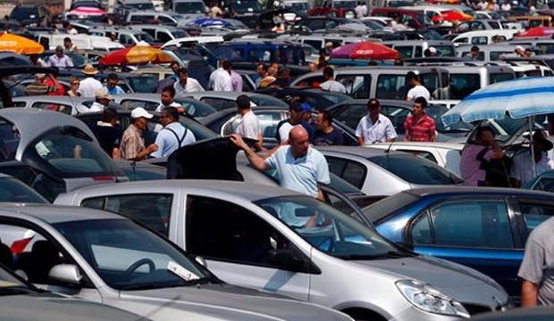 İkinci el otomobil fiyatları nihayet düşüşe geçti