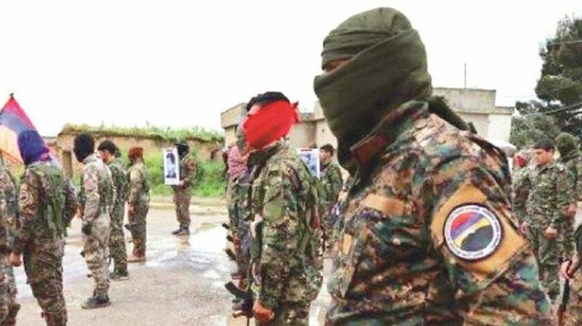 Ermeni taburundan Türkiye'de canlı bomba saldırısı planı