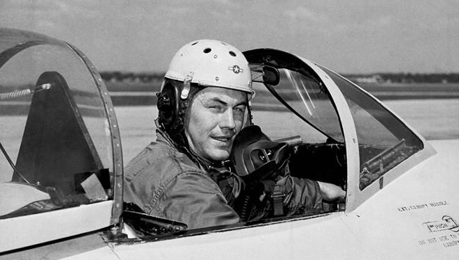 Ses hızını aşan ilk pilot hayatını kaybetti