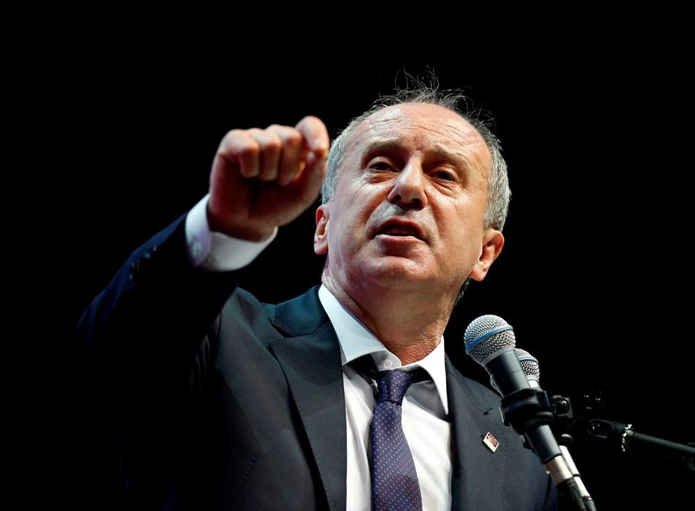Muharrem İnce'den cumhurbaşkanlığı adaylığı açıklaması