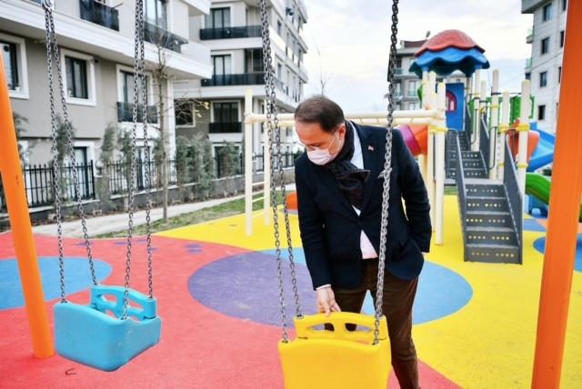 Beylikdüzü'ne 2 yeni park daha kazandırıldı
