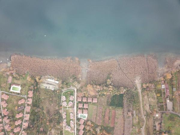 Yuvacık Barajı'nda dip göründü, Sapanca'da sular 20 metre çekildi