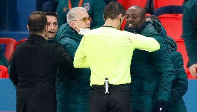Medipol Başakşehir sahadan çekildi; maç ertelendi!