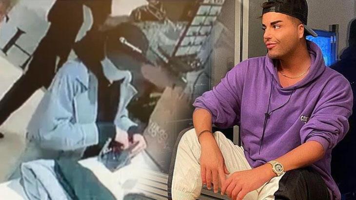 Sosyal medya fenomeni Hakan Kakız'a hırsız şoku! O anlar kamerada