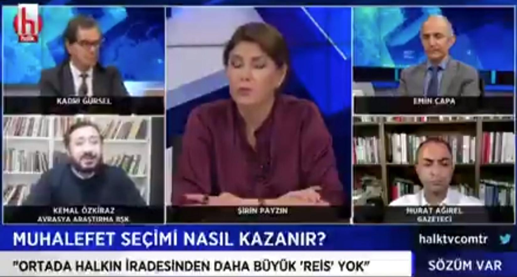 Kemal Özkiraz ''Bahçeli koltuğunu devredebilir'' deyip isim verdi