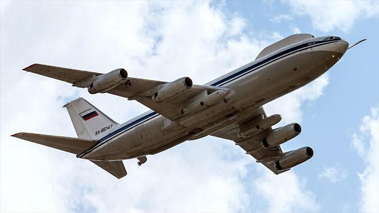 Putin'in ''Kıyamet Günü'' uçağını soydular