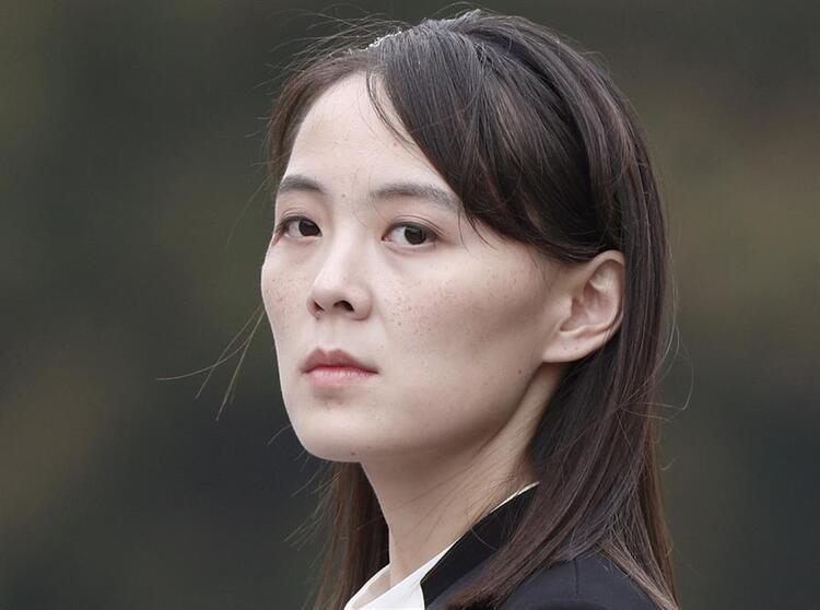Kuzey Kore liderinin kız kardeşinden şok tehdit: Bedelini ödeyecekler