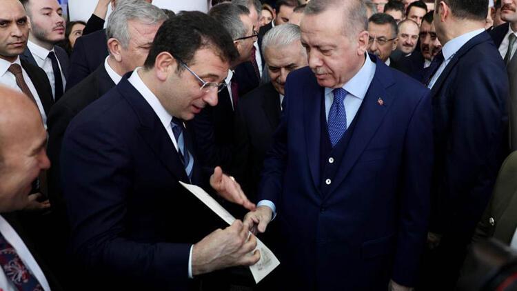 İmamoğlu'nun oy oranı, Erdoğan'ı geçti!