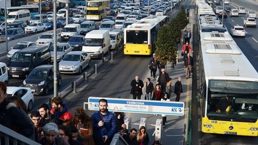 İstanbul'da toplu ulaşımda zamlı dönem başladı!